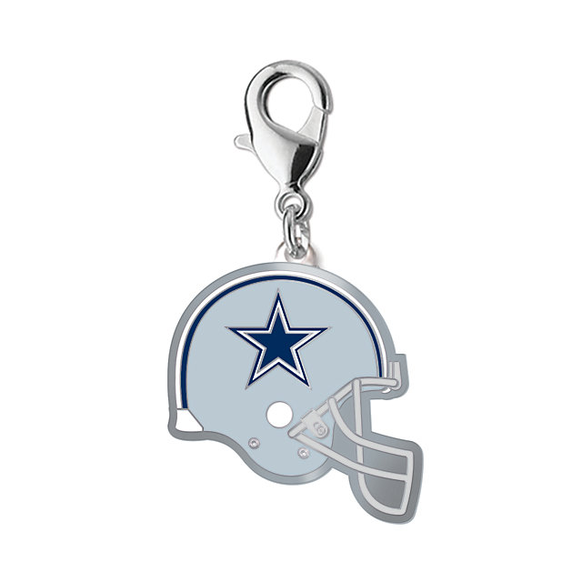 Dallas Cowboys Helmet Charm