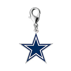 Dallas Cowboys Logo Charm