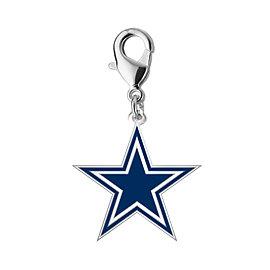 Dallas Cowboys Logo Charm
