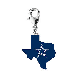 Dallas Cowboys State of Texas Charm