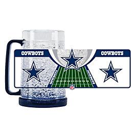 Dallas Cowboys 16oz Hi-Definition Freezer Mug