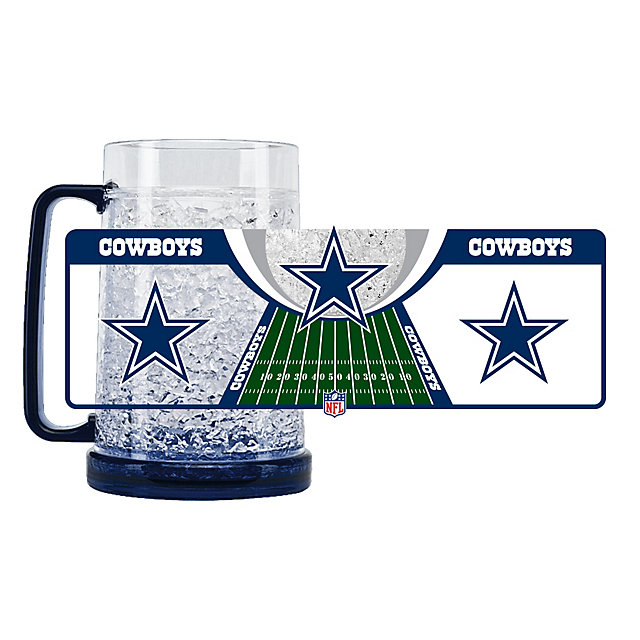 Dallas Cowboys 16oz Hi-Definition Freezer Mug
