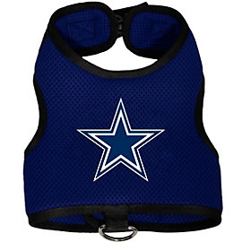 Dallas Cowboys Pet Vest Harness