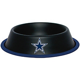 Dallas Cowboys 32 oz Pet Bowl