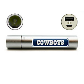 Dallas Cowboys Portable 3-in-1 Power Charger