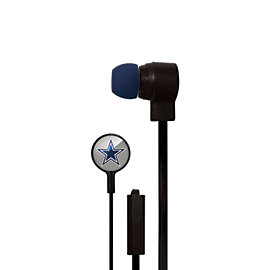 Dallas Cowboys Big Logo Earbuds
