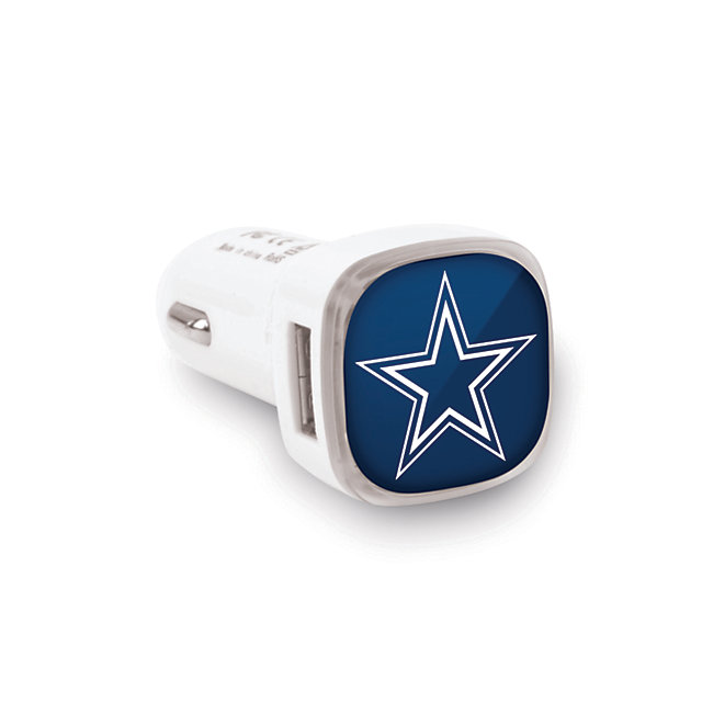 Dallas Cowboys Big Logo Car Charger