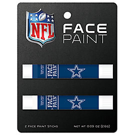 Dallas Cowboys 2-Pack Face Paint
