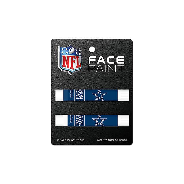 Dallas Cowboys 2-Pack Face Paint