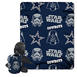 Dallas Cowboys Star Wars Hugger