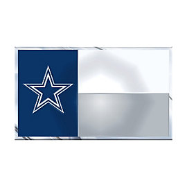 Dallas Cowboys Texas Flag Emblem