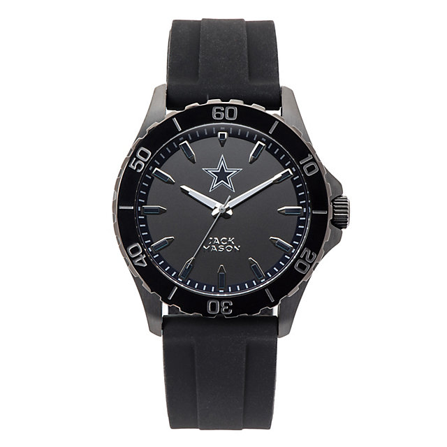 Dallas Cowboys Jack Mason Men's Sport Silicone Bracelet Watch