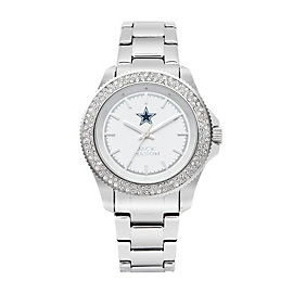 Dallas Cowboys Jack Mason Women's Glitz Sport Bracelet Watch