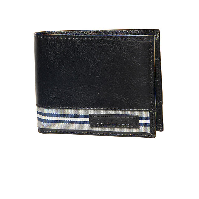 Dallas Cowboys Jack Mason Black Tailgate Traveler Wallet