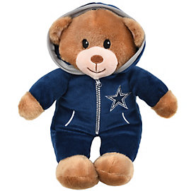 Dallas Cowboys Jumpsuit Bear