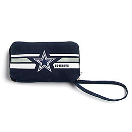 Dallas Cowboys Ripple Zip Wallet