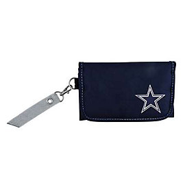 Dallas Cowboys Ribbon Organizer Wallet