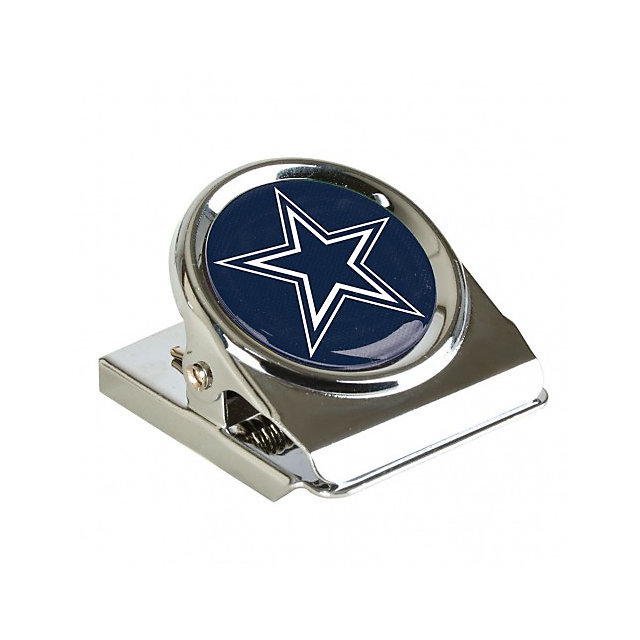 Dallas Cowboys Magnetic Clip