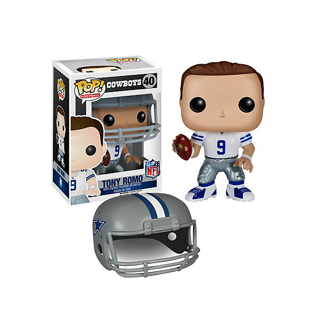 Dallas Cowboys Funko POP Wave 1 Tony Romo Vinyl Figure