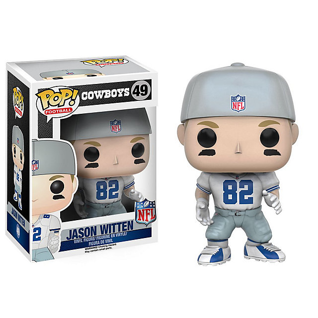 Dallas Cowboys Funko POP Wave 3 Jason Witten Vinyl Figure