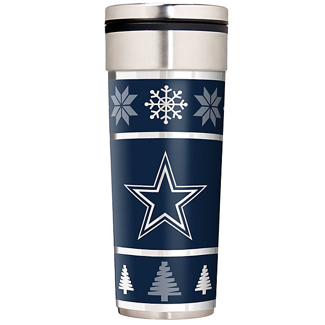 Dallas Cowboys 22 oz Ugly Sweater Tumbler