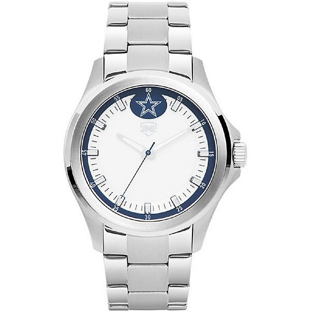 Dallas Cowboys Jack Mason Legacy Stainless Watch