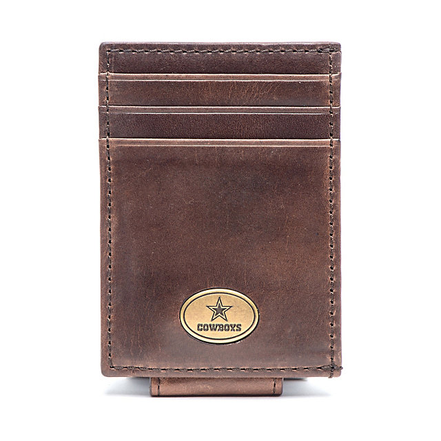 Dallas Cowboys Legacy Magnetic Wallet