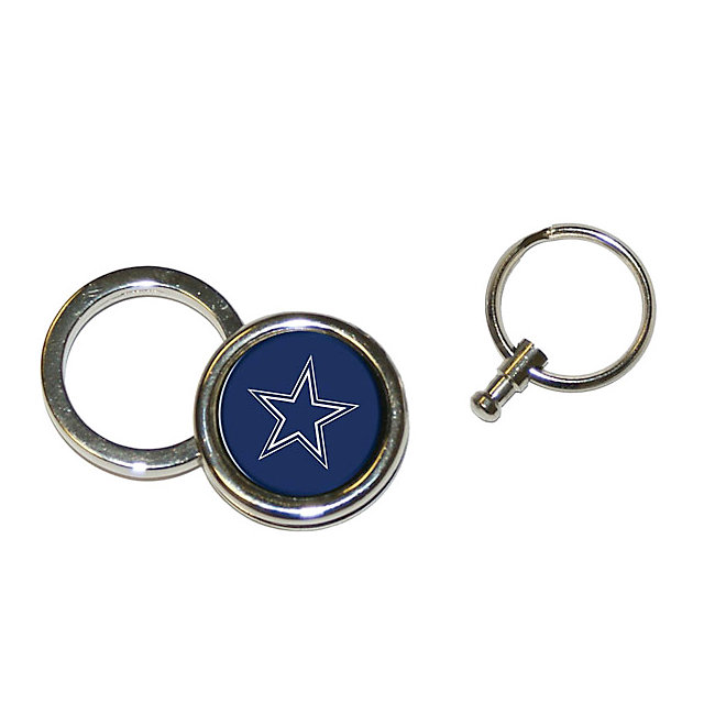 Dallas Cowboys Double Key Ring