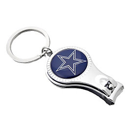 Dallas Cowboys Blue Multi Function Keyring