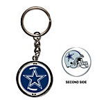 Dallas Cowboys Spinner Keyring