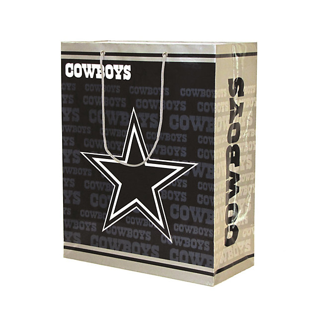 Dallas Cowboys Medium Gift Bag