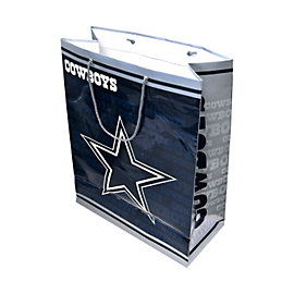 Dallas Cowboys Large Gift Bag