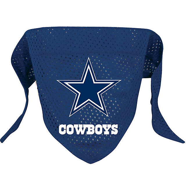 Dallas Cowboys Pet Bandana - M/L