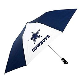 Dallas Cowboys Automatic Folding Totes Umbrella