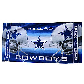 Dallas Cowboys Fiber Reactive Beach Towel