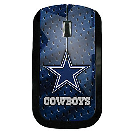 Dallas Cowboys Wireless Mouse