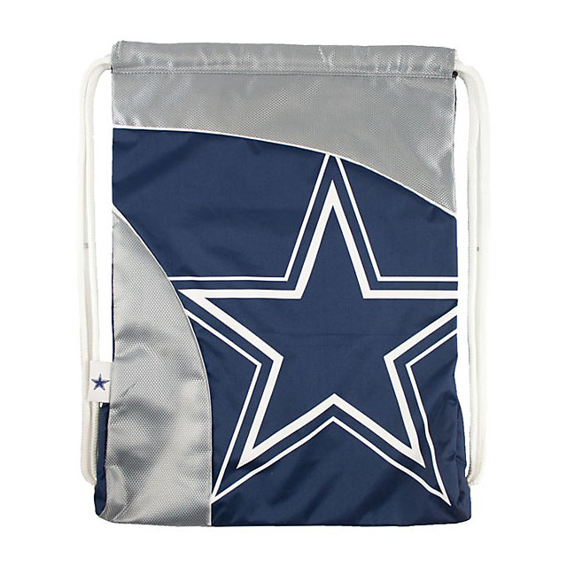 Dallas Cowboys Curve Cinch Backpack