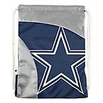 Dallas Cowboys Curve Cinch Backpack