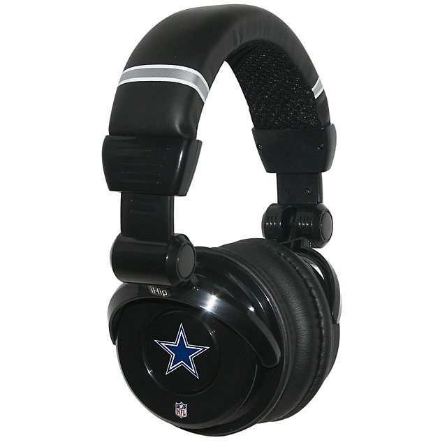 Dallas Cowboys Pro DJ Headphones