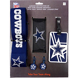 Dallas Cowboys Travel 4-Pack