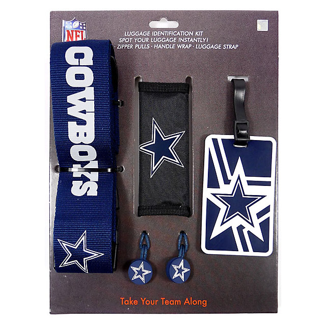 Dallas Cowboys Travel 4-Pack
