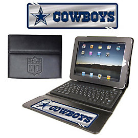 Dallas Cowboys Leather Executive iPad Case