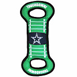 Dallas Cowboys Football Field Pet Tug Toy