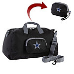 Dallas Cowboys Transformer Duffel Bag