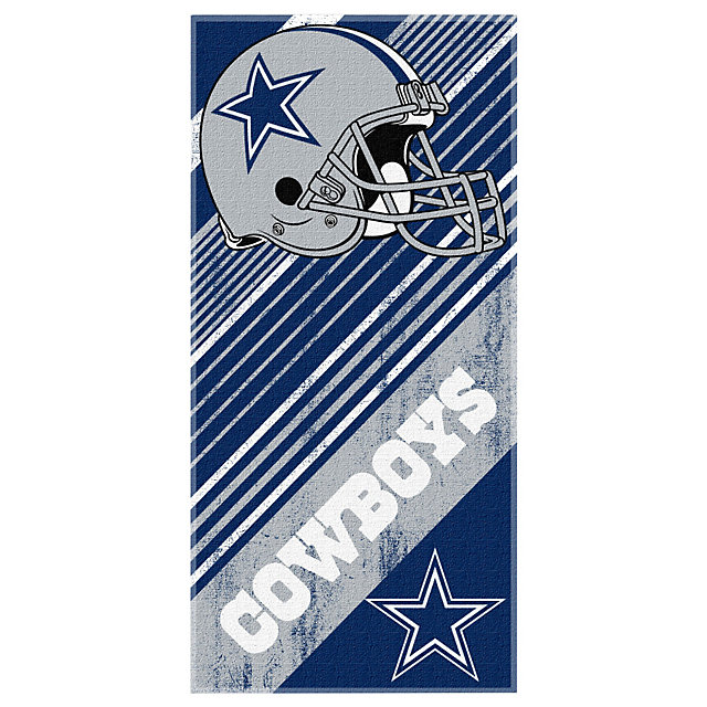 Dallas Cowboys Double Covered Beach Towel
