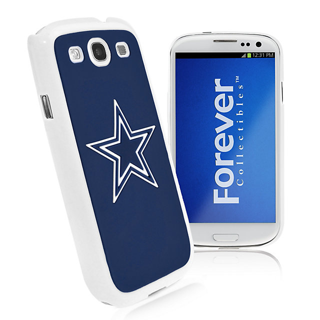 Dallas Cowboys Samsung Galaxy SG3 Hard Case with Logo
