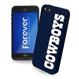 Dallas Cowboys Silicone Apple iPhone 5 Cover