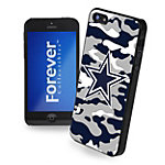 Dallas Cowboys Camo Apple iPhone 5 Hard Case