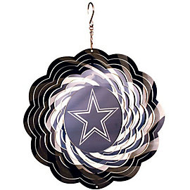 Dallas Cowboys 10-Inch Geo Spinner