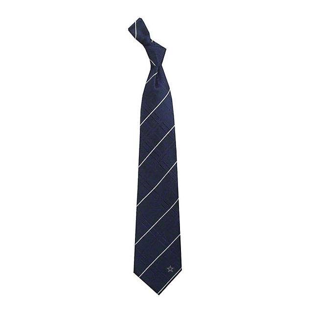 Dallas Cowboys Oxford Woven Silk Tie